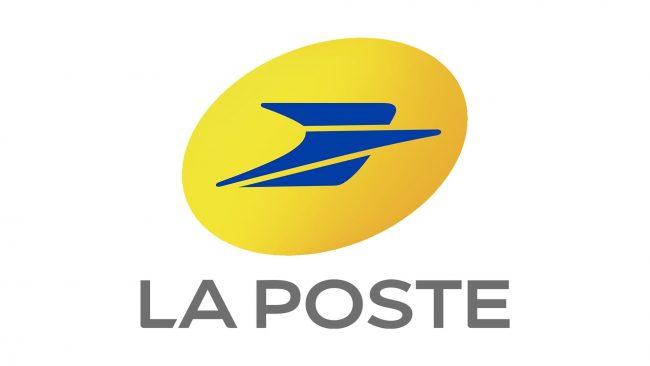 La Poste Logo 2018-heute
