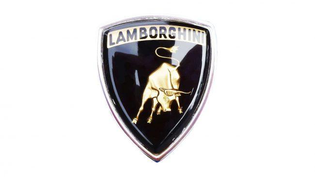 Lamborghini Logo 1972-1974