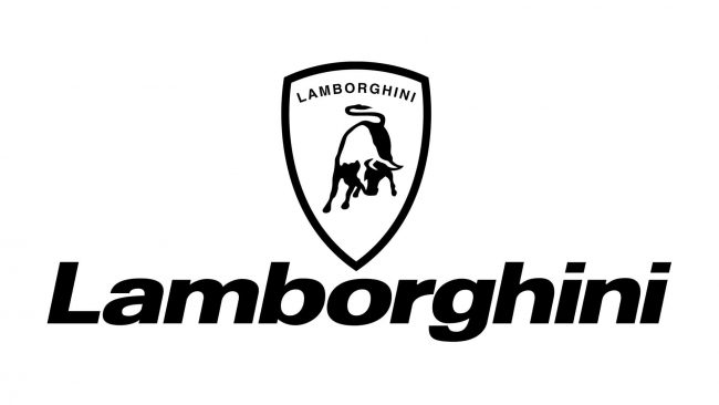 Lamborghini Logo 1974-1998