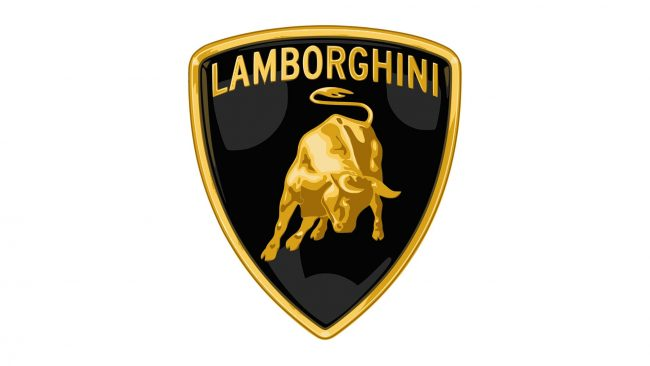 Lamborghini Logo 1998-heute