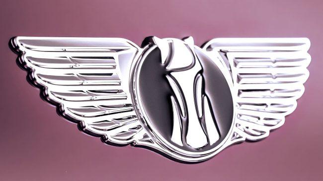 London EV Company Logo mit Flügeln