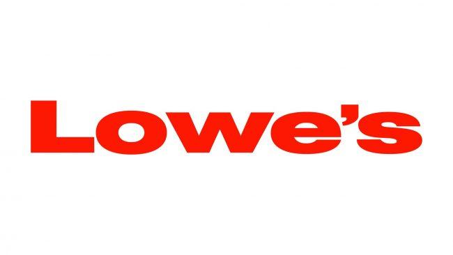 Lowe's Logo 1955-1965