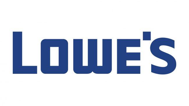Lowe's Logo 1965-heute