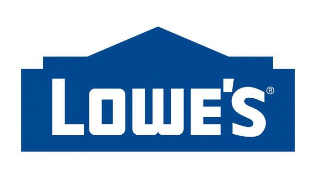 Lowe's Logo 2008-heute