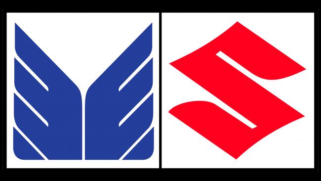 Maruti Suzuki Ltd Logo (1981-Heute)