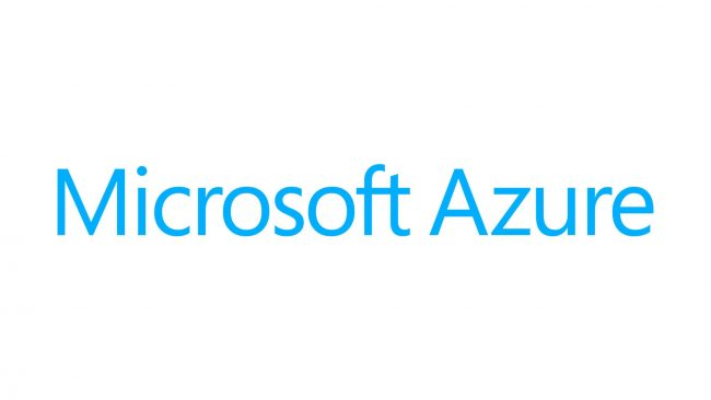Microsoft Azure Logo 2014-2017