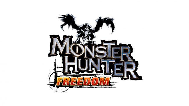 Monster Hunter Freedom (2005) Logo
