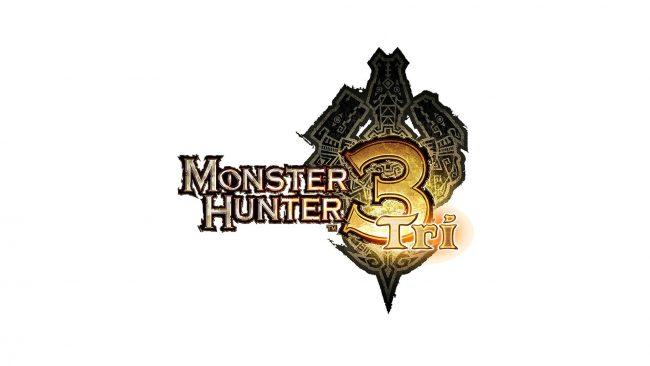 Monster Hunter Tri (2009) Logo