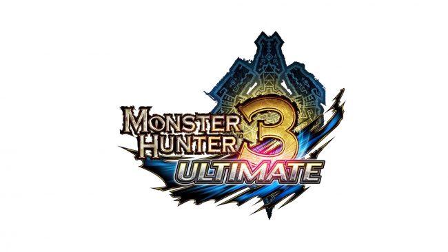 Monster Hunter Tri Ultimate (2011) Logo