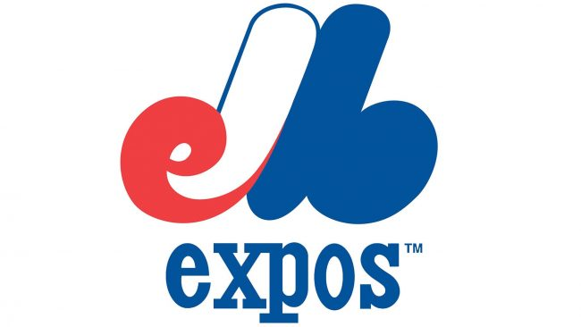 Montreal Expos primary logo 1969-2004