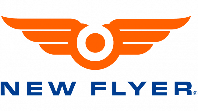 New Flyer Logo (1930-Heute)