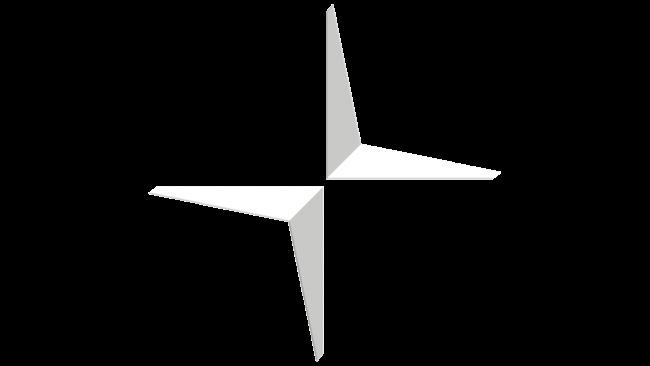 Polestar Logo (1996-Heute)