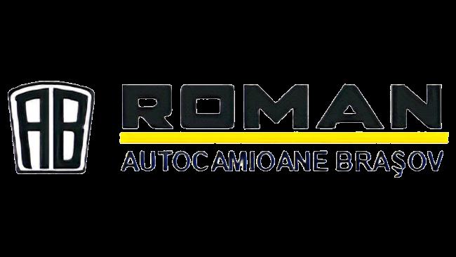 ROMAN Logo (1921-Heute)
