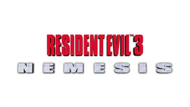Resident Evil 3 Nemesis Logo 1999