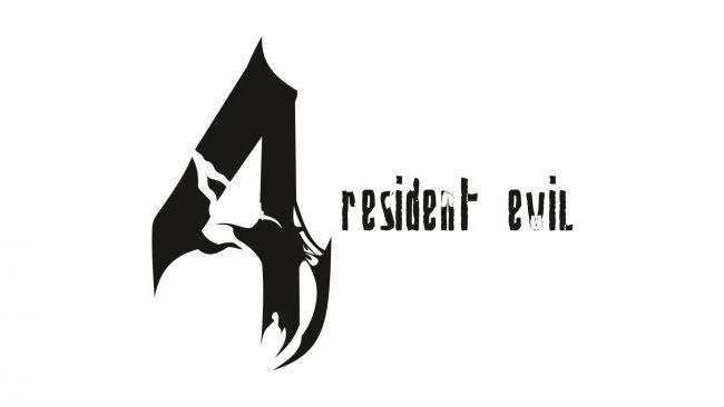 Resident Evil 4 Logo 2005