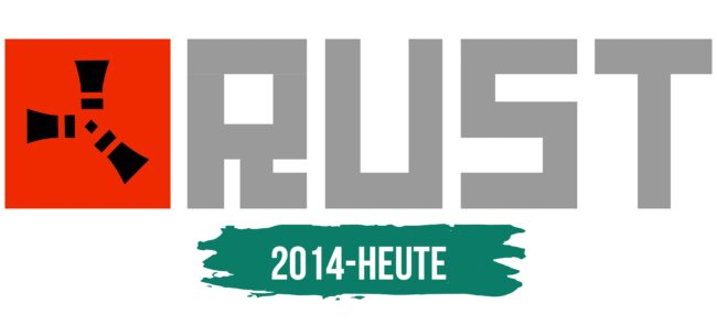 Rust Logo Geschichte