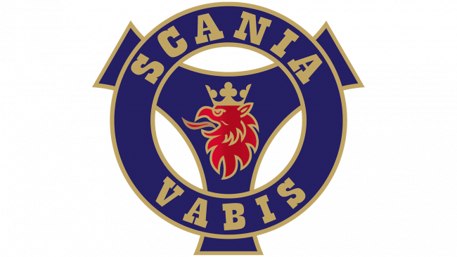 Scania Vabis Logo (1911-1969)