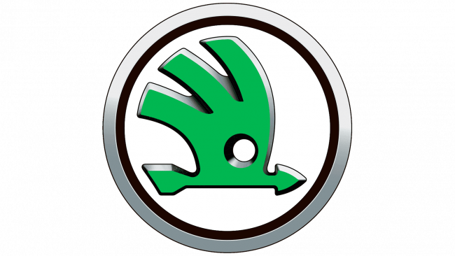 Skoda Auto Logo (1925-Heute)