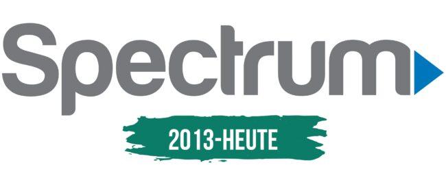 Spectrum Logo Geschichte