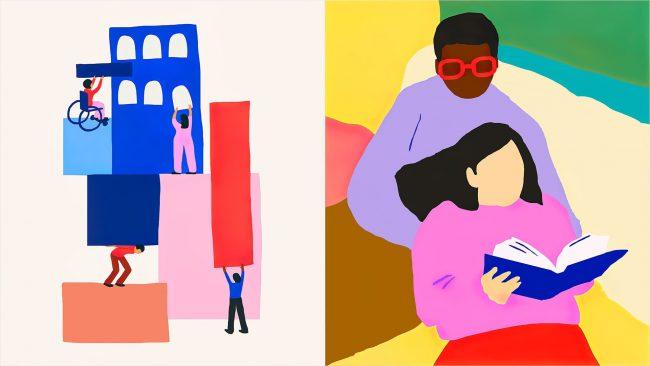 Startup für behindertengerechte Wohnungen The Kelsey Neues Logo Identity Design von Landscape