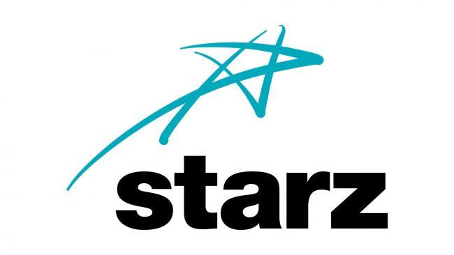 Starz Logo 2005-2008