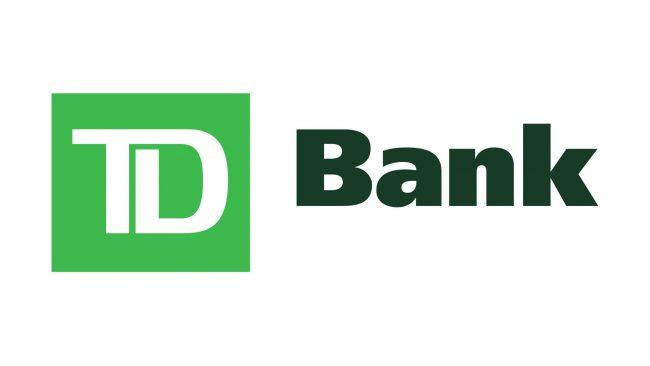 TD Bank Logo 2009-heute