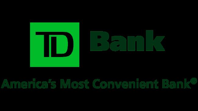 TD Bank Zeichen