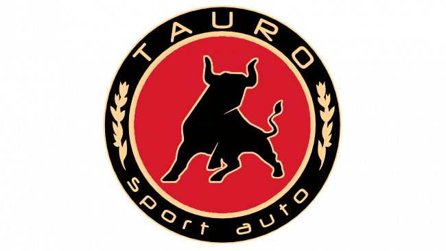 Tauro Sport Auto Logo (2010-Heute)