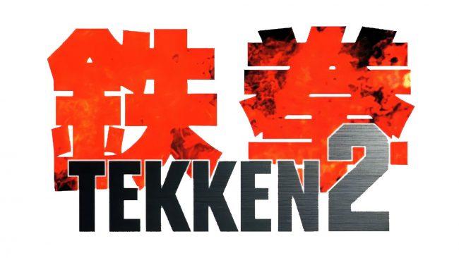 Tekken Logo 1995