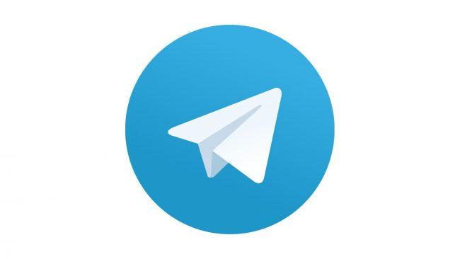 Telegram Logo 2013-heute