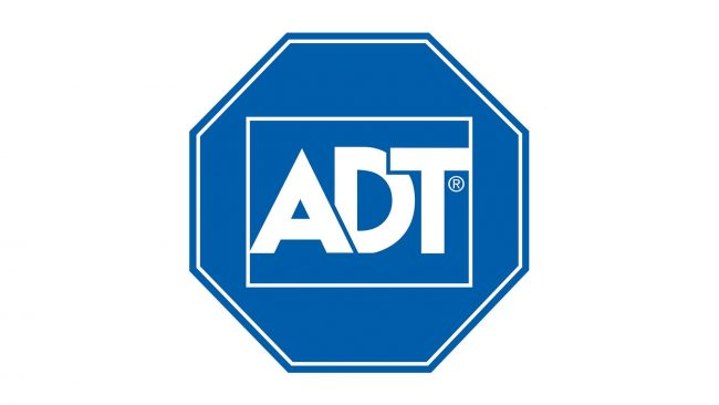 The ADT Corporation Logo 2007-2017