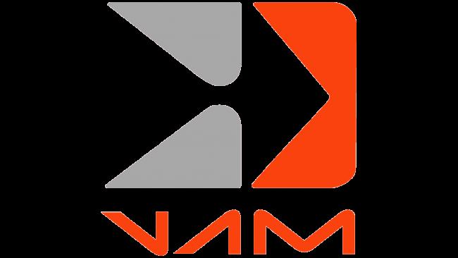 Vehículos Automotores Mexicanos Logo (1946-1986)