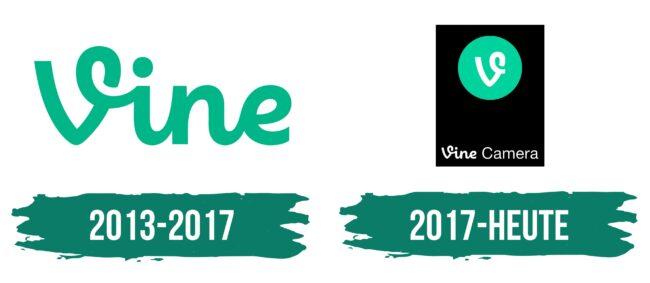 Vine Logo Geschichte