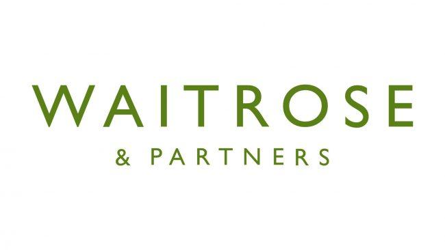 Waitrose & Partners Logo 2018-heute