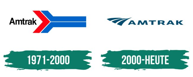 Amtrak Logo Geschichte
