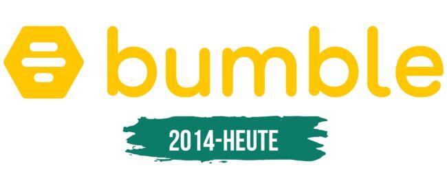 Bumble Logo Geschichte