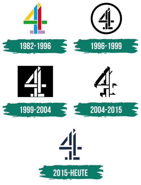 Channel 4 Logo Geschichte