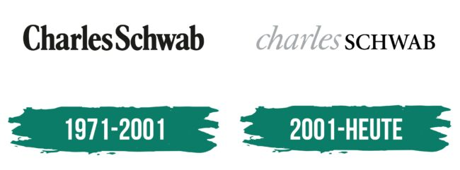 Charles Schwab Logo Geschichte