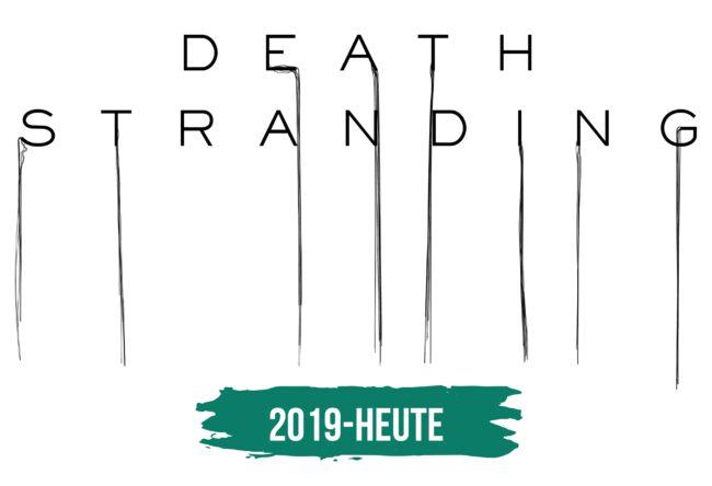 Death Stranding Logo Geschichte