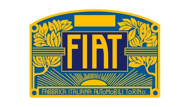 Fiat Logo 1903-1908