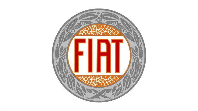 Fiat Logo 1921-1925