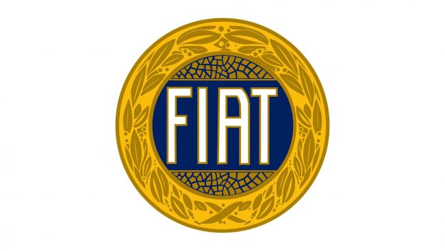 Fiat Logo 1925-1929