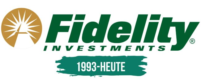 Fidelity Logo Geschichte