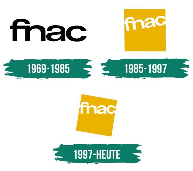 Fnac Logo Geschichte