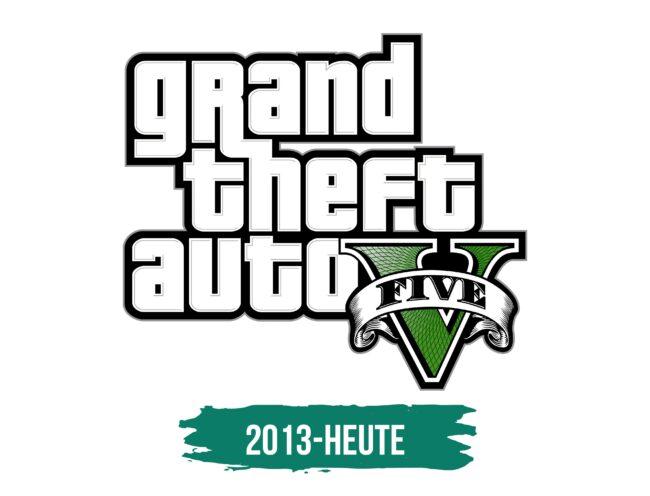 GTA 5 Logo Geschichte