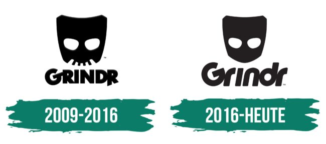 Grindr Logo Geschichte