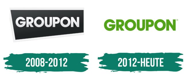 Groupon Logo Geschichte