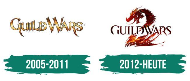 Guild Wars Logo Geschichte