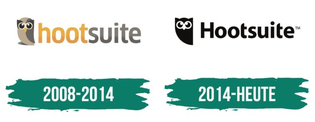 Hootsuite Logo Geschichte