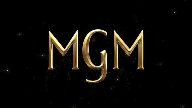 MGM Neues Logo